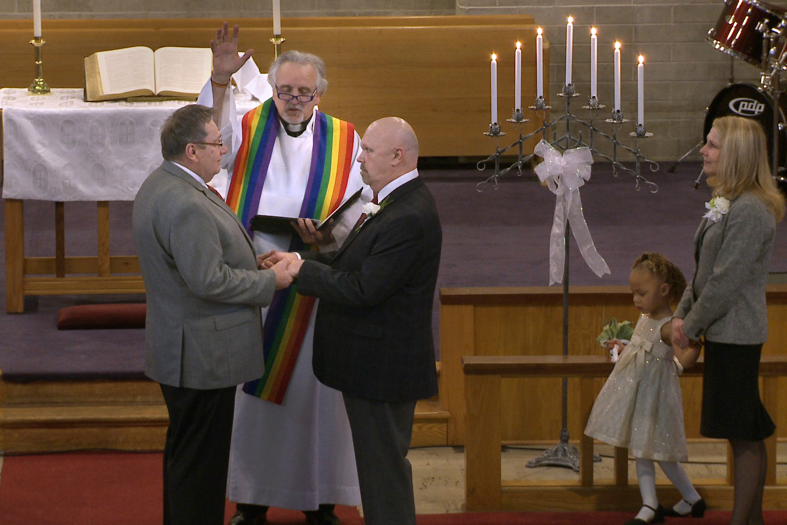 Lutheran Church Wedding Policy To Include Same